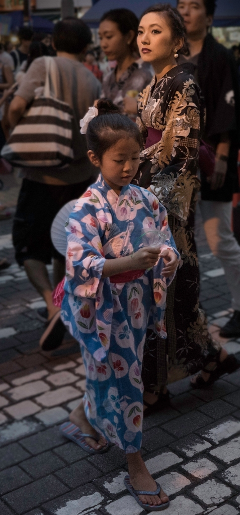 Looking to The Past and The Future, Azabu Juban Noryo Matsuri 2015, Tokyo