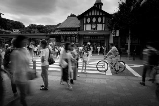 Harajuku Crossing, Tokyo
