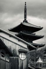 Yasaka Pagoda, Higashiyama, Kyoto, Japan